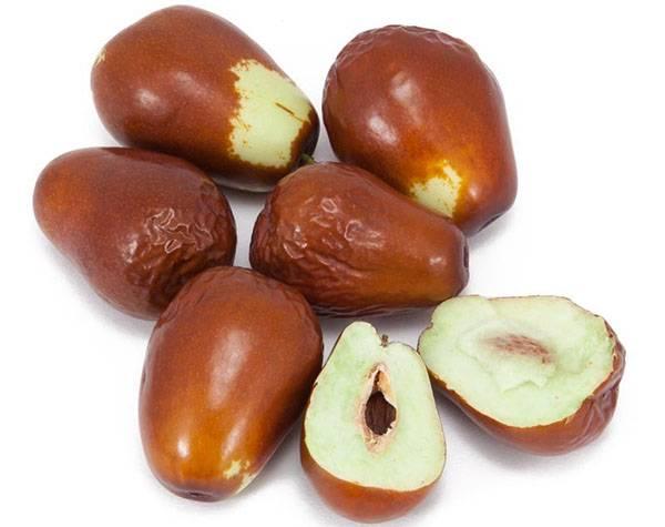 Унаби — дерево молодости и здоровья